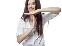 Woman beauty Stock Image