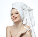 Woman beauty Stock Images