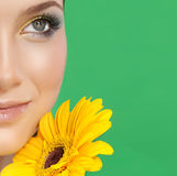 Woman beauty Royalty Free Stock Image