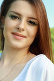 Woman beauty face Royalty Free Stock Images