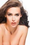 Woman beauty face Stock Photos
