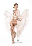 Woman beauty fashion Stock Images