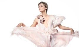 Woman beauty fashion Stock Photos