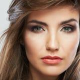 Woman beauty portrait. Royalty Free Stock Photos