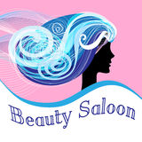 Woman Beauty Salon Royalty Free Stock Photo