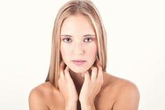 Woman beauty shot Royalty Free Stock Photo