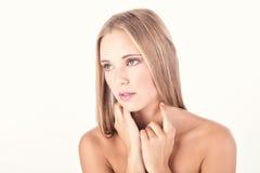 Woman beauty shot Stock Photo