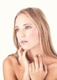 Woman beauty shot Stock Photography