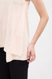 Woman in the beige blouse Royalty Free Stock Photos