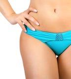 Woman in a bikini Royalty Free Stock Photos