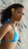 Woman In A Bikini Royalty Free Stock Images