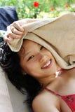 Woman in bikini Royalty Free Stock Image