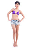 Woman body Stock Image