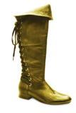 Woman boot Stock Image