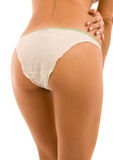 Woman bottom with pants Royalty Free Stock Photos