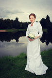 Woman bride Stock Photography