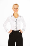 Woman in business stock photography