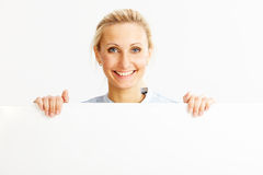 Woman in business Royalty Free Stock Image