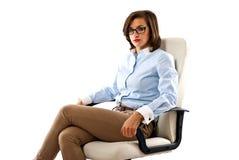 Woman business Stock Photos