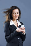 Woman business Stock Photo