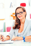 Woman business Royalty Free Stock Photography