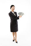 Woman in Business III Stock Photography