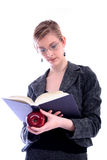 Woman - Business, Teacher, Lawyer, Student, Etc Royalty Free Stock Image