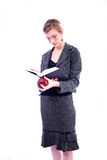 Woman - Business, Teacher, Lawyer, Student, Etc Royalty Free Stock Photography