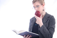 Woman - Business, Teacher, Lawyer, Student, Etc Stock Photography