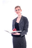 Woman - Business, Teacher, Lawyer, Student, Etc Royalty Free Stock Photo