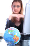 Woman - Business, Teacher, Lawyer, Student, Etc stock photos
