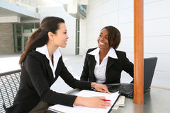 Woman Business Team at Office Stock Images