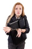 Woman businesswoman Stock Photos