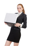 Woman businesswoman Royalty Free Stock Photography