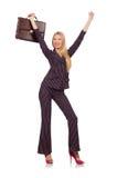 Woman businesswoman Stock Image