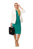 Woman businesswoman Royalty Free Stock Images
