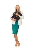 Woman businesswoman Royalty Free Stock Photo