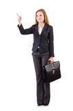 Woman businesswoman Stock Photography