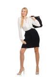 Woman businesswoman Stock Photography