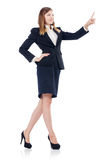 Woman businesswoman Stock Image