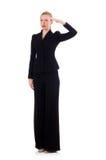 Woman businesswoman Stock Photo