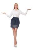 Woman businesswoman Royalty Free Stock Photos