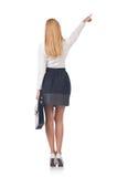 Woman businesswoman Royalty Free Stock Image