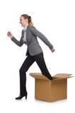 Woman businesswoman Stock Photos