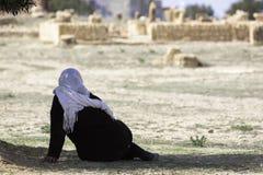 Woman in Carthago Stock Photography