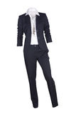 Woman casual suit Stock Photo