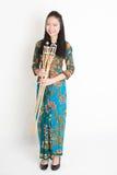 Woman Celebrate  Ramadan Royalty Free Stock Photo