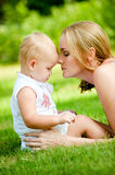 Woman And Child Stock Photography
