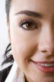 Woman Close up Royalty Free Stock Photos