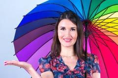 Woman Close up portrait Stock Photo